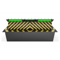 Buy cheap Safety  Hydraulic Road Barriers Blocker PLC Programming Control 500mm Lifting Height from wholesalers