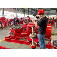 Buy cheap 1500 GPM Electric Motor Driven Water Pump UL Listed FM Fire Fighting Pump product