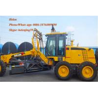 Buy cheap China Road Machinery 135hp 25% gradeability XCMG mini new Motor Grader GR135 from wholesalers