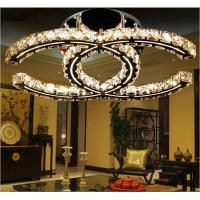 Quality 2015 New Led crystal ceiling lamp, luster led crystal pendant lamp for sale