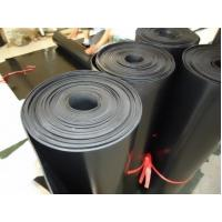 Buy cheap Heating Aging Resistant FKM Fluorubber Sheet FDA Grade Elongation 200%,Black Color,6-12Mpa product