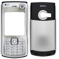 Buy cheap genuine nokia n70 replacement housing silver product