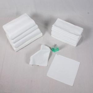 Buy cheap 100% Cotton 30x30cm Plain White Hand Towels product