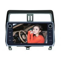 Buy cheap Toyota Prado 2018 Android Car DVD Player 10.1 Inch GPS Android Version 8.0x product