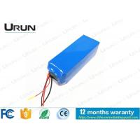 Buy cheap Samsung Electric Scooter Lithium Battery 36V 12Ah 800 Cycles Cycle Life product