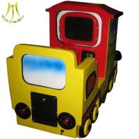 China Hansel new car games play used kiddie ride musical kiddie rides coin operated amusement rides factory on sale