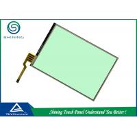 Buy cheap 3.1 inches 4 Wire Touch Panel / 1.1 mm Glass Transparent Touch Panel LCD product