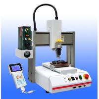 Buy cheap English Keyboard Operation Automatic Dispenser Machine / High Speed Glue Machine product