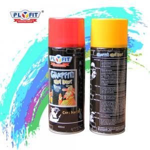 Buy cheap Washable Aerosol Spray Graffiti Spray Paint For Multi Purpose Color Paints product