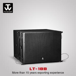Buy cheap Line Array Speaker@Outdoor Indoor Concert Audio 18inch Passive Subwoofer LT-18B from wholesalers