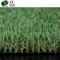 Buy cheap Natural Look Green Dog Friendly Artificial Grass Environmental Protection Fabric product