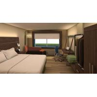 Buy cheap Commercial Luxury Hotel Furniture , Apartment Hotel Bedroom Furniture product