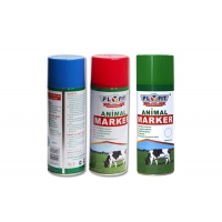 Buy cheap Cows Horse 400ml Tinplate Animal Marking Spray Paint product