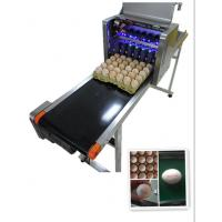 Buy cheap Intelligent Automatic Inkjet Marking Machine For 30 Holes Entire Pallet Eggs product