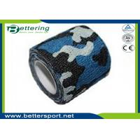 Buy cheap Camo Army Non Woven Cohesive Bandage Self Adhesive Camping Hunting Camouflage Tape product