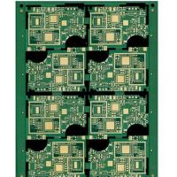 China 4 Layer CEM-3 FR-4 Electronic Circuits PCB Panel, Immersion Gold Printed Circuits Board on sale