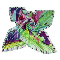 burberry silk scarf outlet  printing silk