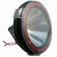 Buy cheap 7-inch 12/24V 35/55W Off-road Driving Light with HID Xenon Work Light and Super 4 x 4 HID Fog Light product