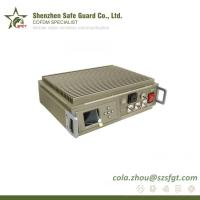 Buy cheap Military Digital Ground Transmitter Microwave Video Downlinks from wholesalers