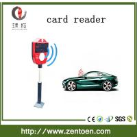 Buy cheap Parking Barrier/Road Barrier/Traffic Barrier Gate bluetooth long distance card reader parking system from wholesalers