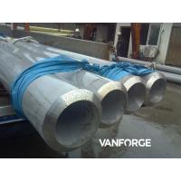 Buy cheap TP348 Stainless Seamless Tubing , SS Seamless Pipe For High Temperature Service product