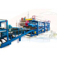 Buy cheap Automatic Eps Sandwich Panel Production Line With 6 Rows 3KW product