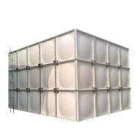 China Rust Proof 1000 Litre Water Tank , Sewage Treatment System Ss Water Tank on sale