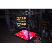 Buy cheap P20 Easy to install LED Curtain Display Energy Saving product