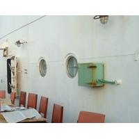 Quality Marine A60 Fireproof Double Glazed Windows Aluminum Steel / Stainless Steel for sale