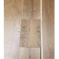 Buy cheap oiled smoked oak engineered timber flooring product