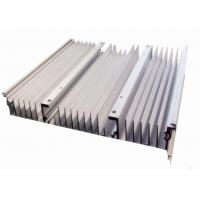 Buy cheap 6063 T5 / 6061 T6 Extruded Aluminum Heatsink Aluminium Profile With Cooling Fins product