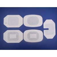 Buy cheap Sterile medical wound dressing breathable wound plaster with frame type product