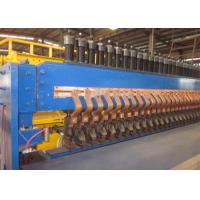 Buy cheap Tunnel / Bridge / Road Mesh Making Machine , Construction Reinforced 1200mm Wire Mesh Equipment product