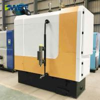 Buy cheap Quick loading small scale bio pyrotubular biomass boiler for greenhouse from wholesalers