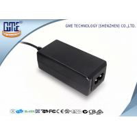 Buy cheap Use Black 15V 1.5A AC DC Desktop Switching Power Supply With AC Cable product