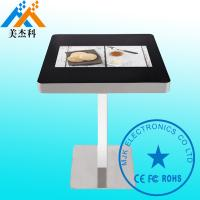 10.1Inch Touch Kiosk Coffee Table Vertical Digital Signage High Resolution For Dining Room