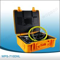 Buy cheap Well Articulating Inspection Camera With 512 HZ , Pipe Inspection Camera WPS710DNL from wholesalers