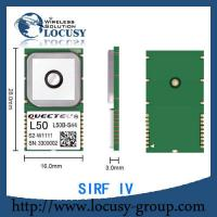 Buy cheap QUECTEL Highest Sensitivity GPS Module with Embedded patch antenna SIRF starIV L50 product