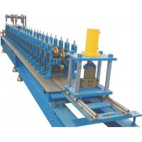Buy cheap U Guide Rolling Shutter Making Machine With Rubber System 410~ 580mm product