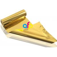 Buy cheap Water-Resistant Hot Stamping Foil For textile/cloth/garment/fabric product