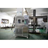 Quality UV Absorption Ozone Resistance Test Accelerated Aging Chamber Custom Made for sale