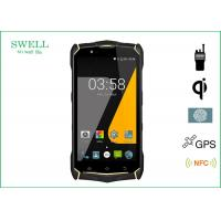 Buy cheap SJ9 IP68 Military Spec Smartphone 5.5 inch Android 7.0os with Fingerprint IR QI from wholesalers