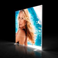 Buy cheap Double Sided Seg Fabric Frames Printing And Frame / Tension Fabric Trade Show Displays product
