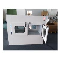 Buy cheap Customizable Double Swing Door Air Shower Pass Box With 1 Year Warranty product