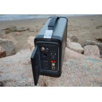 Buy cheap Renewable DC / AC / USB Output 500W Solar Emergency Power Generator for Lighting product