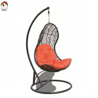 indoor or outdoor egg chair basket swing chair RMS 0004
