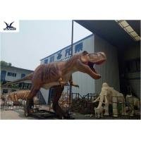 Buy cheap Giant Animatronic Dinosaurs Playground Decoration Mechanical Simulation Dinosaur product