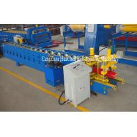 Buy cheap Hydraulic Cutting Ridge Capping Roll Forming Equipment with PLC Control product