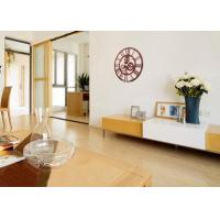 China modern Innovative Large Metal Gear Wall Clocks Gifts for Men on sale