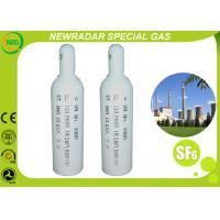 Buy cheap Inert Electronic Gases SF6 Sulfur Hexafluoride Non Flammable UN 1080 product